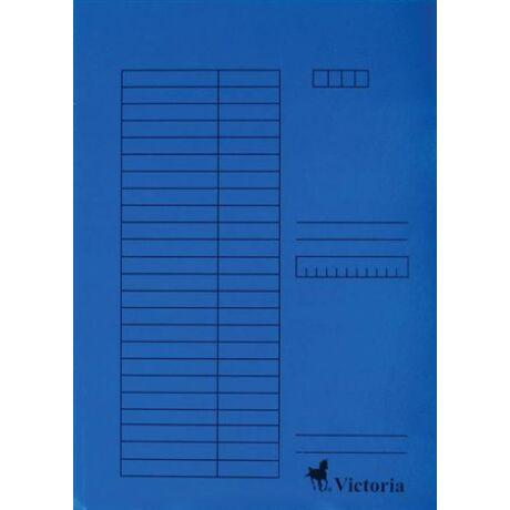 Gyorsfűző, karton, A4, VICTORIA 5 színben