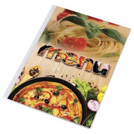 """Étlaptartó, A4, PANTA PLAST """"Pizza"""" , pizza-tészta"""