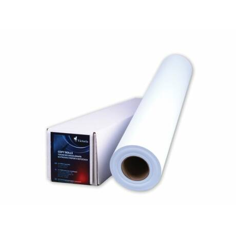 Másolópapír, tekercses, A2, 420 mm x 175 m x 76 mm, 80 g, VICTORIA