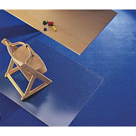 """Székalátét, szőnyegre, E forma, 200x120 cm, RS OFFICE """"Roll-o-Grip"""""""