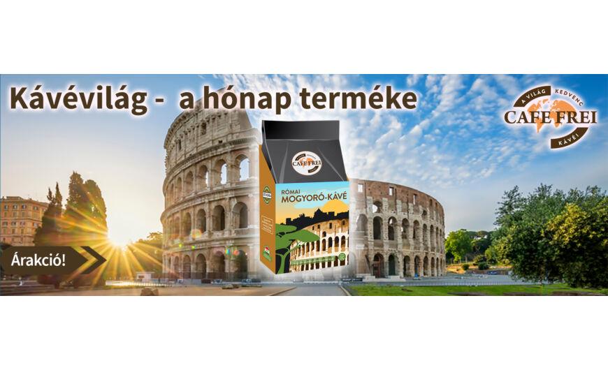 cbf581ff0a Vásároljon CAFE FREI római mogyoró-kávét kedvezményes áron!